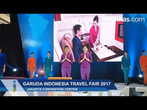 Garuda Indonesia Travel Fair 2017