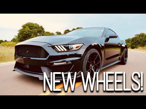 BEST Mustang WHEELS?! Project 6GR 10-Spoke Wheels Review!