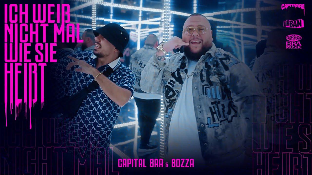 Capital Bra & Bozza – Ich weiß nicht mal wie sie heißt