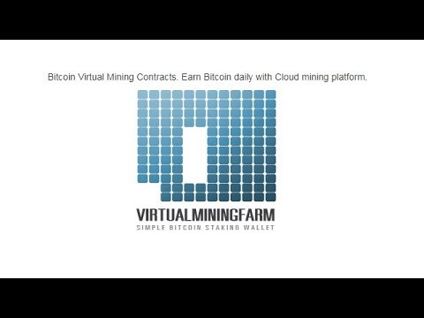 New 2019! Облачный майнинг Virtualminingfarm