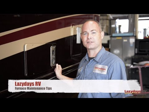 RV Maintenance Tips: RV Furnaces