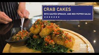Bob's Grill Crab Cakes