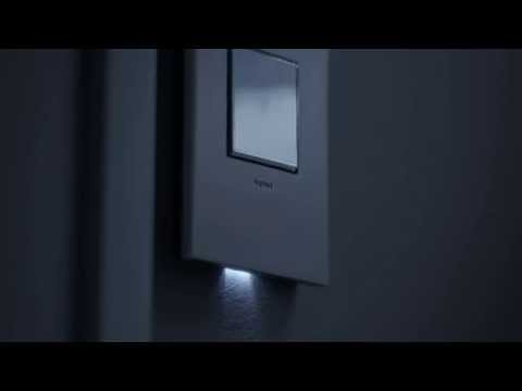Video for Nightlight Accessory for 2-Gang Wall Plate