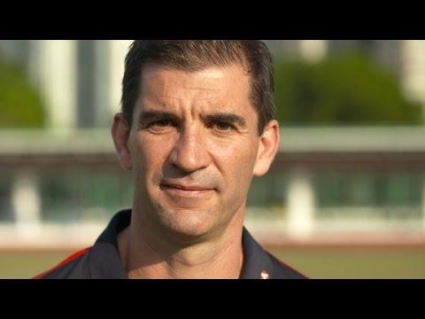 Gareth Baber: Fiji job 'once in a lifetime chance'