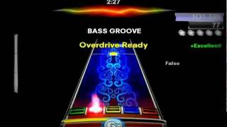 preview picture of video 'FoFiX Metallica Unforgiven Bass Guitar'