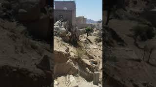 preview picture of video 'بيت عبدالله حمود محسن قيد الانشاء _جوار مستوصف بني علي ||عزلة بني علي2019م'