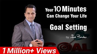 Goal Setting. By Vivek Bindra, Best Corporate Trainer Delhi NCR India