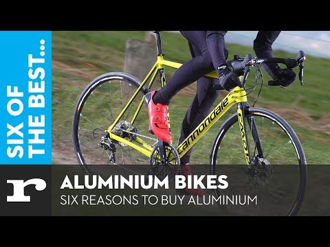 Six of the best Aluminium bikes – six reasons to buy aluminium