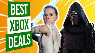 Xbox Deals of the Week! | EA Publisher & Couch Co-op Sales