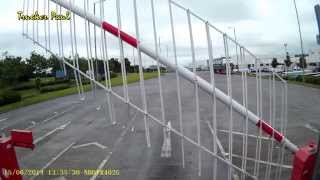 preview picture of video '10 - TRUCKING @ TESCO Distribution Centre - Livingston, West Lothian'