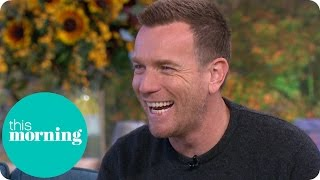 Ewan McGregor Was Nervous About The Trainspotting Sequel | This Morning