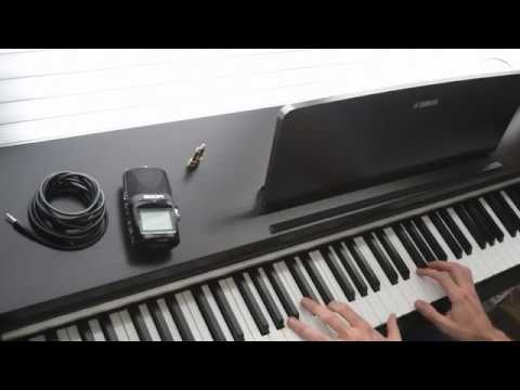 OneRepublic - Missing Persons 1&2 - Piano Cover