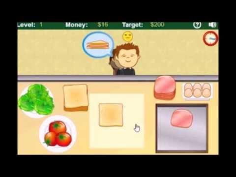 Video of Sandwich Shop Free