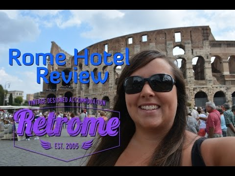 Retrome Rome Vintage Boutique Hotel Review – Where She Stayed