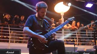 Mike Portnoy -Jordan Rudess Reunion CTTE 2019 Pool stages-Brillance of the seas-Scene from a memory.