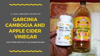 Garcinia Cambogia And Apple Cider Vinegar Review ~ Does It Really Work?