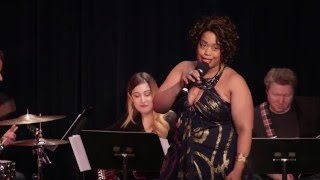 """""""A Big Black Lady Stops the Show"""" - Angela Grovey - Sh-K-Boom Records Sweet 16 Concert"""