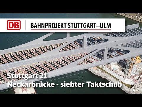 Neckarbrücke Stuttgart (Bad Cannstatt)