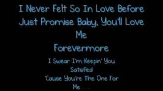 JLS - The Way You Make Me Feel With LYRICS