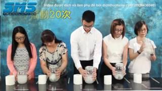 [TVC Pulppy] Dịch Hoa - Việt và lồng tiếng Việt