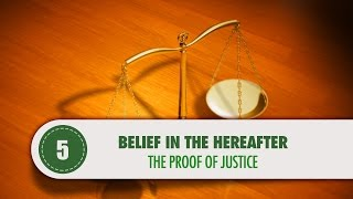 The Proof of Justice
