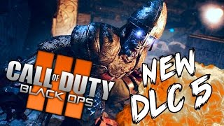 Black Ops 3 - NEW DLC - ZOMBIES CHRONICLES.. is REAL! (DLC 5)