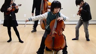 Youngest String Quartet Ever - Smooth Criminal