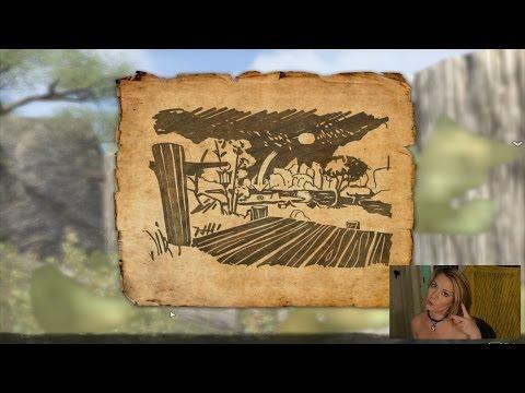 Burried Treasure Locations - Dominion — Elder Scrolls Online