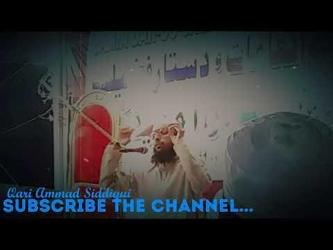 Qari Ammad Siddiqui   New Recitation in Karachi Jama  Masjid Noor-e-Hanfia (bholo masjid)