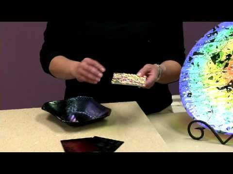 Learn About Dichroic and Iridized Coatings on Glass | Delphi Glass