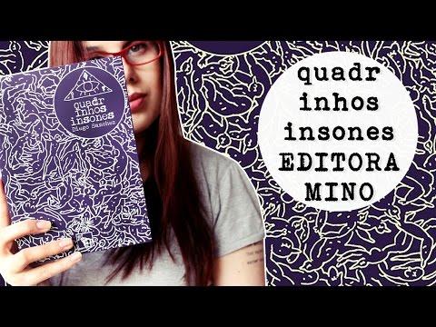Dica de Leitura: Quadrinhos Insones - Diego Sanchez   RDM