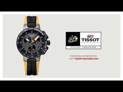 Tissot Official Timekeepers of Tour de France