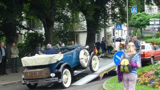 preview picture of video 'Oldtimer Baden   Baden 2012'