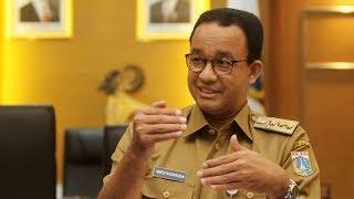 Berikut Rahasia Kuat Stamina Anies Jalani Profesi sebagai Gubernur DKI Jakarta