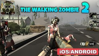 THE WALKING ZOMBIE 2 - ANDROID / iOS GAMEPLAY