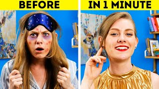 28 QUICK AND SIMPLE BEAUTY TRICKS