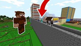 DEV FAKİR ŞEHRE SALDIRIYOR! 😱 - Minecraft