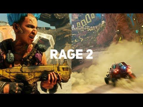 RAGE 2. Обзор видео