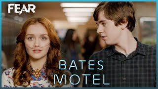 Norman And Emmas Relationship (Season 1) | Bates Motel