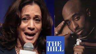 "VIRAL MOMENT: Kamala Harris: ""Tupac"" is ""best rapper alive"""