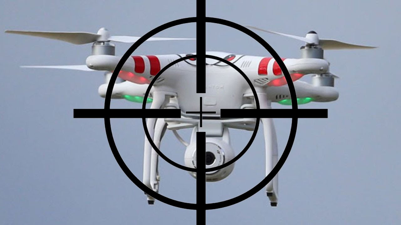 Can You Legally Shoot Down Drones? thumbnail