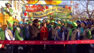 Entire 2012 Macy's Thanksgiving Day Parade