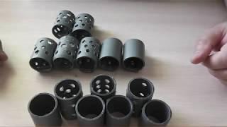 Самодельные кормушки для фидера из пластиковой трубы