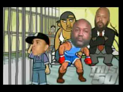 50 Cent Saturday Cartoon Full Version Pt.2