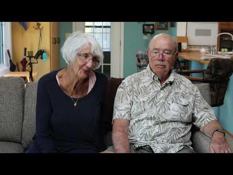 Fred and Nancy's Basement Waterproofing...