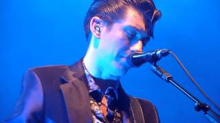 Arctic Monkeys - Reckless Serenade [Live at The National, Richmond, VA - 04-02-2014]