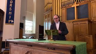 10th May Sunday Sermon