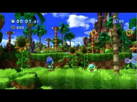 Gameplay de Sonic Generations