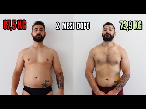 Perdita di peso del diapason