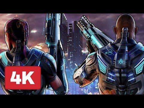Du gameplay pour la campagne  de Crackdown 3